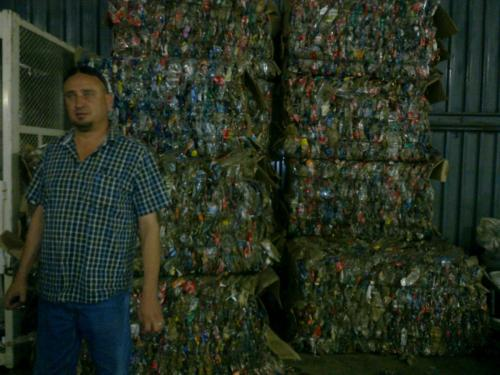werner happy for tin recyclables